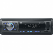 New-One Autoradio with bluetooth and USB/Micro SD, 120 W  30,00