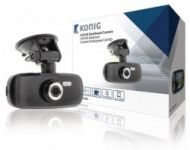 Koenig Full HD car cam suction cup mount black  75,00