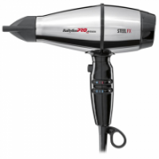 BABYLISS Hair Dryer BAB8000IE STEELFX Ionic function, 2000 W, Stainless Steel  101,00