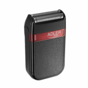 Adler AD 2923 Wet use, Charging time 1 h, Battery powered, Black  10,90