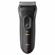 Braun Electric Shaver ProSkin 3020s  Wet use, Rechargeable, Charging time 1 h, Ni-MH, Batteries, Black  59,90