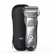 Braun Series 7 Shaver 7893s Wet use, Rechargeable, Charging time 1 h, Li-Ion, Battery powered, Number of shaver heads/blades 1, Silver  174,00