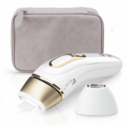 Braun IPL Epilator  PL5124 Number of speeds 3 comfort modes  Normal, gentle or extra gentle setting. Gentle and extra gentle setting reduce the energy level for beginners or treating sensitive areas., Number of intensity levels 10, Bulb lifetime (flashes)  357,00