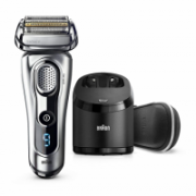 Braun Men's Electric Foil Shaver 9291cc Wet use, Rechargeable, Charging time 1 h, Li-Ion, Battery, Silver  233,00