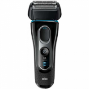 Braun Shaver 5147PS Cordless, Charging time 1 h, Wet use, Li-Ion, Number of shaver heads/blades 2, Black  116,00