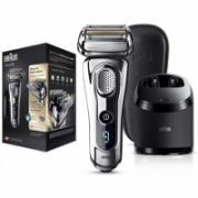 Braun Shaver 9297cc Charging time 1 h, Wet use, Li-Ion, Silver, Wet & Dry  236,00