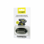 Carrera Set Cutting Blades + Shaving Foil for 421 Shaver  52,00