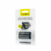 Carrera Set Cutting Blades + Shaving Foil for 521 Shaver  51,00