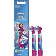 Oral-B Frozen EB-10  Replacement Heads For Toothbrush Extra Soft for kids, Number of brush heads included 2  15,00