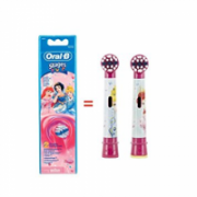 Oral-B Princess EB-10  Replacement Heads For Toothbrush Extra Soft for kids, Number of brush heads included 2  14,00