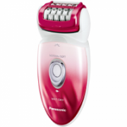 Panasonic Epilator ES-ED92RP503 Number of speeds 2, Number of intensity levels 2, Operating time 30 min, Pink  72,00