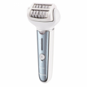 Panasonic Epilator ES-EL2A-A503 Number of speeds 3, Number of intensity levels 3, Operating time 30 min, Grey/ white  64,90