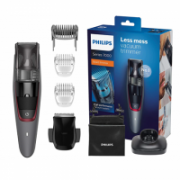 Philips BT7512/15 Beard trimmer, Wet & Dry No, Number of length steps 20, Step precise 0.5 mm, Graphite  50,00