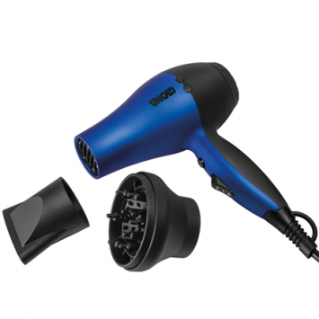 Unold Hair Dryer 87258 Foldable handle, Motor type  DC motor, 1100 W, Blue