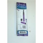SALE OUT. Wahl Micro Finish Pen Trimmer 5640-116 WAHL Battery Pen Trimmer for Ladies  WAH5640-116 Cordless, Purple, DAMAGED PACKAGING  9,00