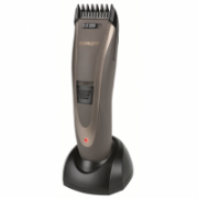 Scarlett Hair clipper, Cordless, Number of length steps 18, Rechargeable, Operating time 50 min, 5 W W, Brown  23,00