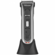 Tristar TR-2552 Hair clipper, Cordless, Rechargeable, Base station, 2 combs, Silver/ black  19,00