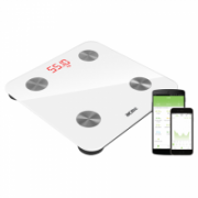 ACME SC101 Smart Scale - White Acme Smart scales SC101W Memory function, Body fat analysis, Electronic scale, Auto power off, Multiple users, Maximum weight (capacity) 150 kg, Body Mass Index (BMI) measuring  31,00