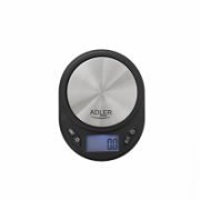Adler Jewellery Scale AD 3162 Maximum weight (capacity) 0.75 kg, Accuracy 0.1 g, Black  8,90