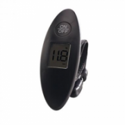 ClipSonic Luggage scale TEA149N Handheld, Black, Digital  9,00