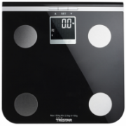 Tristar WG-2424 Bathroom scales, Capacity 150 kg , Body analysis, Safety glass plate  20,00