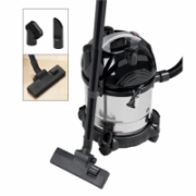 Bomann BS 9000 Bagless Vacuum cleaner, Multifilter system, Container volume 20L, Wet cleaning function, 1600 W, Black-Metalic  201,00