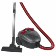 Bomann BS 9011 Vacuum cleaner, telescope-pipe, 1000 W, Vacuum-bag replacement indicator, Reversible floor brush  152,00