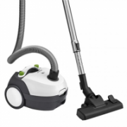 Bomann BS 9019 Vacuum cleaner, 700W, White Bomann Bomann BS 9019  Vacuum cleaner, White/ black, 700 W,  42,00