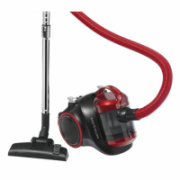 Bomann Vacuum cleaner BS 9022  Eco-Cyclon, Red/ black, 700 W, A, A, D, G, 83 dB, HEPA filtration system,  44,00