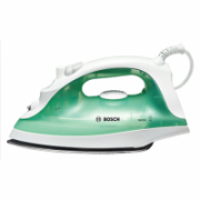 Bosch TDA 2315 Steam Iron, White/green color, 1800W, SteamBoost (20/40g/min.) Large water tank 220ml  22,00