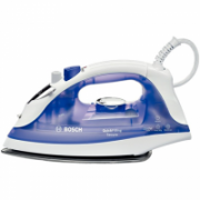 Bosch TDA 2377 Steam Iron, White/Purple, 2200W, Palladium-Glissee soleplate, 1.8m cord, water tank 220ml, 3AntiCalc System   168,00