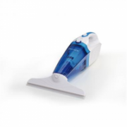 DomoClip DOH106 Window cleaner and vacuum cleaner 3 in 1,  White/Blue, 75 W, 0,8 L, Cordless, 15 min  43,00