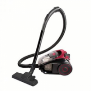 DomoClip Vacuum cleaner DOH111R Warranty 24 month(s), Bagless, Black/ red, 700 W, 2.5 L, A, A, D, A, 78 dB,  48,00