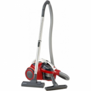 Hoover Vacuum cleaner TSBE1401 019 Vacuum cleaner, Red/ white, 1400 W, 1,5 L, F, C, E, A, 79 dB, HEPA filtration system  53,00