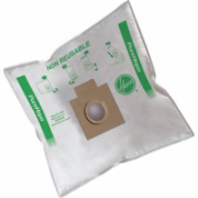 Hoover Purehepa H63 Vacuum cleaner bags, Hoover, White  10,00