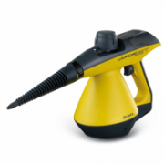 Ariete Vaporì Jet  4139 Portable steam cleaner, Black/ yellow, 900 W, No  52,00
