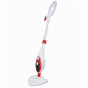 DomoClip Steam cleaner 2 in 1 DOH112  Bagless, White/red, 1500 W, Cordless, 20 min  49,00