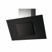 Cata THALASSA 700 XGBK Black Glass Wall hood, ,,Bus Stop'' type, 1200 kub.m ( IEC 820 kub.m/h), 2x50 W Halogens, adjustable intensity, Touch Control&Timer, Filter cleaning indicator, Outflow: 150/125mm, Perimeter Extraction.  1.300,00