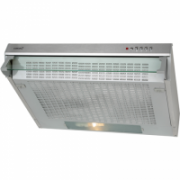 Hood CATA F-2060 Convential, 60 cm, 220 m³/h, Stainless steel, D, 60 dB  68,90