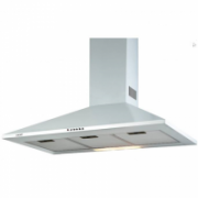 Hood CATA OMEGA 600 WH Wall mounted, Width 60 cm, 645 m³/h, White, Energy efficiency class D, 71 dB  134,00
