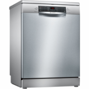 Bosch Dishwasher SMS46KI01E Free standing, Width 60 cm, Number of place settings 13, Number of programs 6, A++, AquaStop function, Silver  374,00