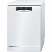 Bosch Dishwasher SMS46KW01E Free standing, Width 60 cm, Number of place settings 13, Number of programs 6, A++, Display, AquaStop function, White  387,00