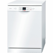 Bosch Dishwasher SMS50L02EU Free standing, Width 60 cm, Number of place settings 12, Number of programs 5, A+, AquaStop function, White  353,00