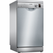 Bosch Dishwasher SPS25CI07E Free standing, Width 45 cm, Number of place settings 9, Number of programs 5, A+, Display, AquaStop function, Silver  349,00