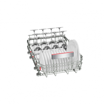 Bosch Dishwasher SPV66TX01E Built-in, Width 45 cm, Number of place settings 10, Number of programs 6, A+++, AquaStop function, Stainless steel