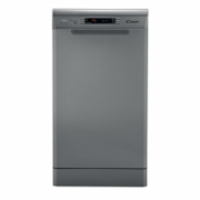 Candy CDP 4725 X Freestanding, 45 cm, 9, Energy efficiency class A+, Grey, 7, Yes  284,00