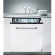 Candy Dishwasher CDI 1L949 Built in, Width 45 cm, Number of place settings 9, Number of programs 7, A+, AquaStop function, White  254,00