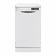 Candy Dishwasher CDP 2D1145W Free standing, Width 45 cm, Number of place settings 11, Number of programs 6, A+, Display LCD, White  331,00