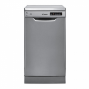 Candy Dishwasher CDP 2D1145X Free standing, Width 45 cm, Number of place settings 11, Number of programs 6, A+, Display LCD, Inox  352,00