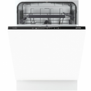 Gorenje Dishwasher GV66261 Built in, Width 60 cm, Number of place settings 13, Number of programs 5, A+++, Display, AquaStop function, White  367,00